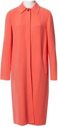 Celine Pink Silk Jackets