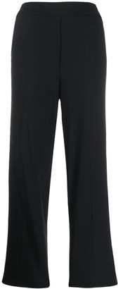 Etro High-Waisted Straight Trousers