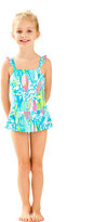 Lilly Pulitzer Girls Mindy Swimsuit