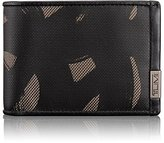 Tumi Men's Alpha Double Billfold Wallet