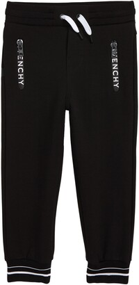 Givenchy Logo Zip Jogger Sweatpants