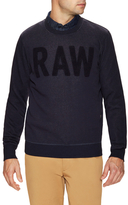 G Star Strijsk Long Sleeve Sweatshirt