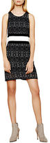 Autograph Addison Lace Banded Dress