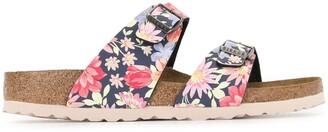 Birkenstock Sydney floral-print sandals