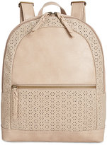 Style&Co. Style & Co Airyell Daisy Perforated Medium Backpack, Only at Macy's