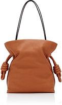 Loewe Women's Flamenco Knot Small Bag-TAN