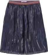 Scotch & Soda Silky Crinkled Skirt