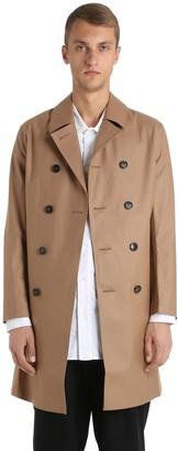 MACKINTOSH Rubberized Wool Coat