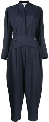 Stella McCartney Buttoned Panel Boiler Suit