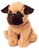 Warmies Cozy Plush Pug Dog Microwaveable Soft Toy