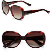Vince Camuto 63.5mm Round Frame Sunglasses