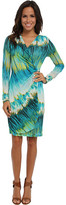 Tommy Bahama Aqua Lagoon Dress