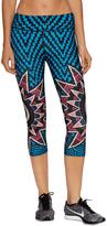 Mara Hoffman Women's Star Basket Print Crop Legging