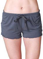 PJ Salvage Solid Drawstring Shorts