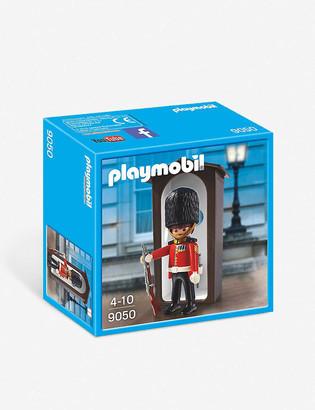 Playmobil Royal Guard and Sentry Box playset