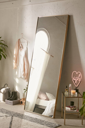 Urban Outfitters Bellevue Floor Mirror