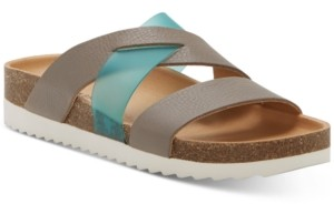 Lucky Brand Women's Hafina Footbed Sandals Women's Shoes