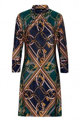 A.N.A Alcazar - Volmyre Stand Up Collar Dress - 10
