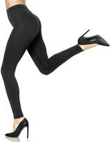 Hue Double Knit Shaping Leggings