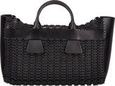 Paco Rabanne Women's 14#01 Cabas Tote-BLACK