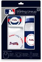 Bed Bath & Beyond Atlanta Braves Baby Feeding Gift Set
