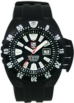 Luminox Men's 1501 Stainless-Steel Analog Bezel Watch