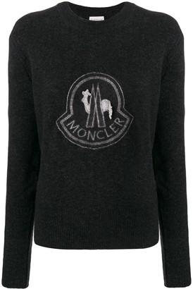 Moncler Logo Sweatshirt
