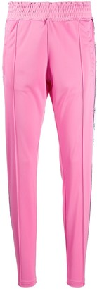 Chiara Ferragni Logo Band Pull-On Track Trousers
