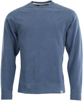 Norse Projects Sweshirt Ketel N20 0204 7149 Marginal Blue