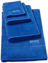 HUGO BOSS Plain touareg face cloth 30x30