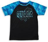 Reebok Boys 8-20 Logo Graphic Athletic Tee