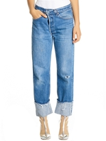 KENDALL + KYLIE Vintage Safety Pin Jean