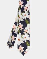 Ted Baker Chatsworth Bloom silk tie