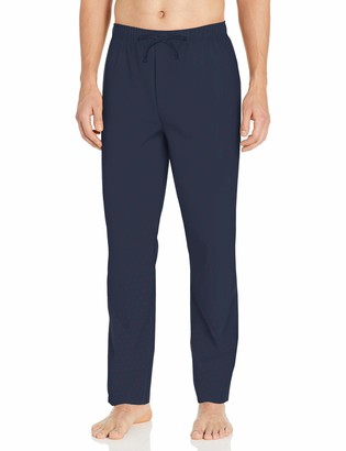 Goodthreads Amazon Brand Men's Stretch Poplin Pajama Pant