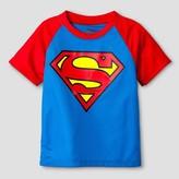 Superman Baby Boys' Short Sleeve T-Shirt - Black