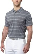 Puma Pounce Stripe Golf Polo Top