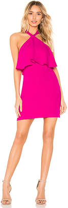 Amanda Uprichard Piazza Mini Dress