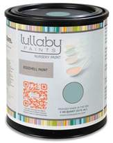 Bed Bath & Beyond Lullaby Paints Baby Nursery Wall Paint Sample Card in Rain Cloud