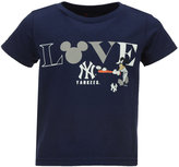 Outerstuff New York Yankees Mickey Love T-Shirt, Toddler Girls (2T-4T)