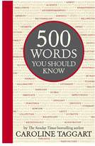 Oliver Bonas 500 Words You Should Know