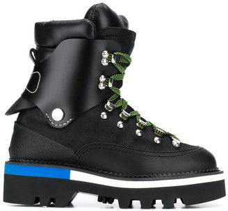 DSQUARED2 Mountain Ski Massive ankle boots