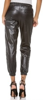 Style Stalker STYLESTALKER Hoop Dreams Faux Leather Pants