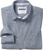 Johnston & Murphy Washed Linen Shirt