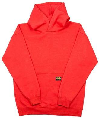 Red Carpet Stan Ray Workers Hooded Sweat - S - Red