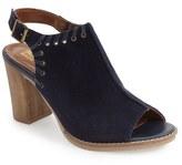 Bella Vita Women's 'Ora' Block Heel Slingback Sandal