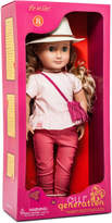 "Our Generation Og 18"" Non Poseable Doll Brielle"