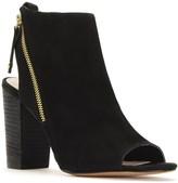 Juicy Couture Fiona Open-Toe Bootie