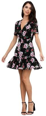 Yumi Kim Under The Stars Dress (Garland Black) Women's Dress