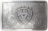 Ariat Rectangle Filagree Shield Buckle Men's Belts
