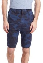 G Star Bronson Tapered Camouflage Print Shorts